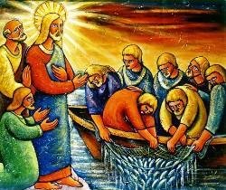 Carlo Bianchi, La chiamata degli apostoli