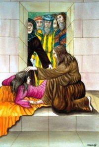 Pippo Madè, La resurrezione della figlia di Giairo