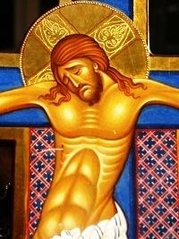 Icona di Cristo Crocifisso
