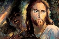 Giambattista Galizi, Gesu nel Getsemani