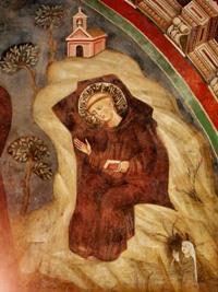 San Benedetto nel Sacro Spelo di Subiaco
