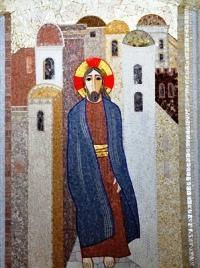 Artisti del centro Aletti, Il pianto di Gesù su Gerusalemme