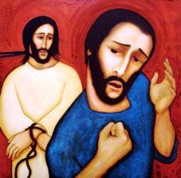 Michael D. O'Brien, Pietro rinnega Gesù