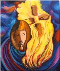 Carlo Sismonda, Gesù vince la morte