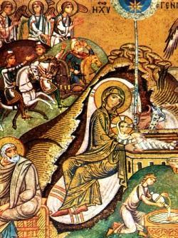 Natività, Palermo, Cappella Palatina