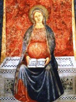 Battista da Vicenza, Madonna del Magnificat