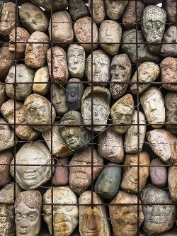 Yevgeny Chubarov, Opera dedicata alle vittime della repressione, Art Muzeon Sculpture Park, Mosca