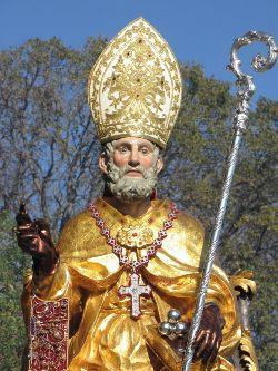 Statua di San Nicola di Bari, Trecastagni (CT)