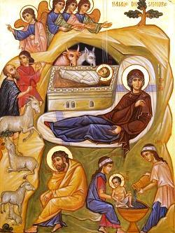 Icona della Natività
