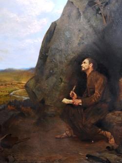 Albert Chevallier-Tayler, Ignatius at Manresa