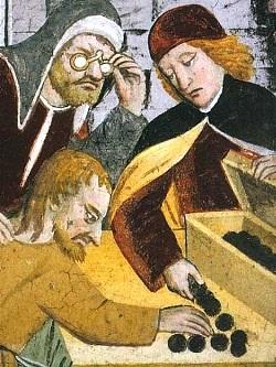 Giovanni Canavesio, Il tradimento di Giuda