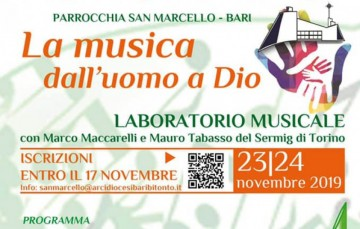Laboratorio del Suono in Tour