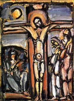 Georges Rouault, Crocifisso