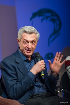 Filippo Grandi all'Università del Dialogo