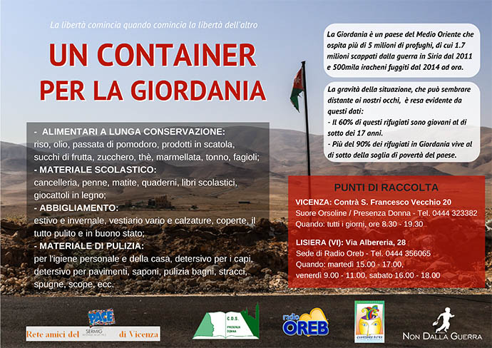 Container solidarietà