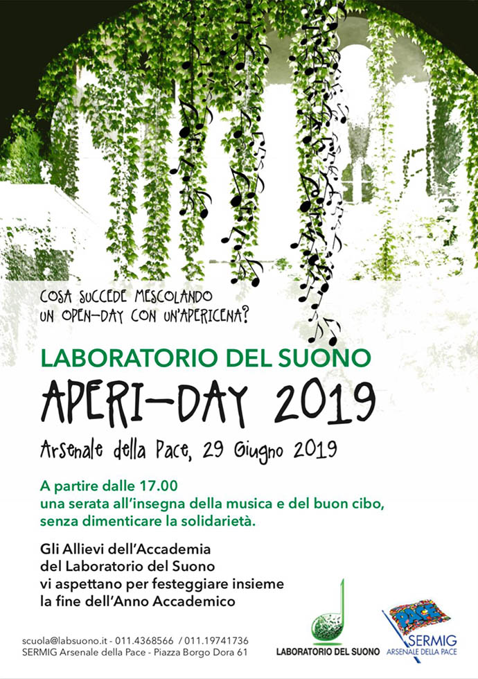 APERI-DAY 2019 - Laboratorio del Suono