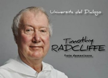 Timothy Radcliffe all'Università del Dialogo
